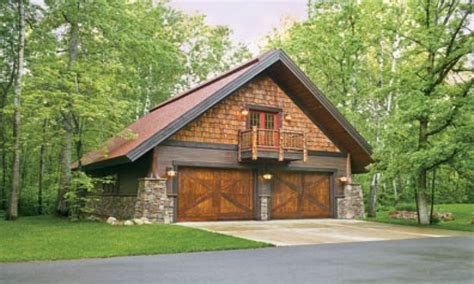 hillside garage plans craftsman style garage hillside garage apartment plans