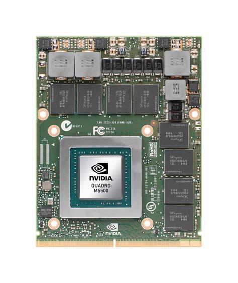 mobile graphics cards nvidia quadro m5500 notebookcheck net tech