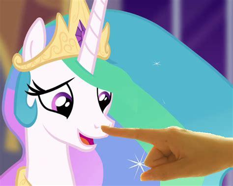 Princess Celestia Meme - boop part 4 human in equestria fimfiction
