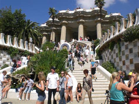 barcellona turisti per caso park guell viaggi vacanze e turismo turisti per caso