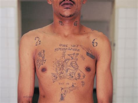 gang tattoos pictures 26 27 28 the numbers in south africa