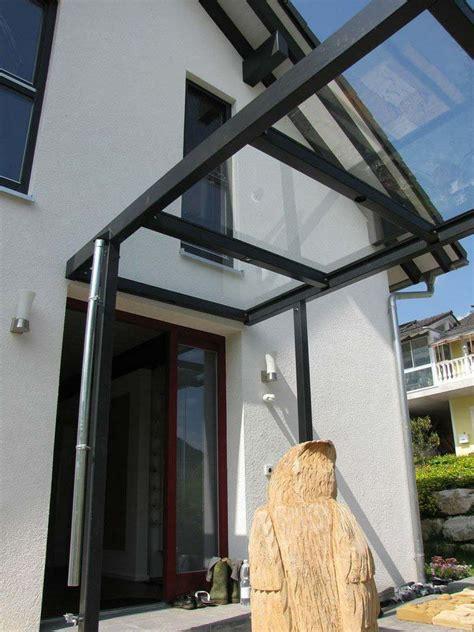 Vordach Holz Modern by Vordach Glas Metall Hauseingang Modern Vordach 002 Der