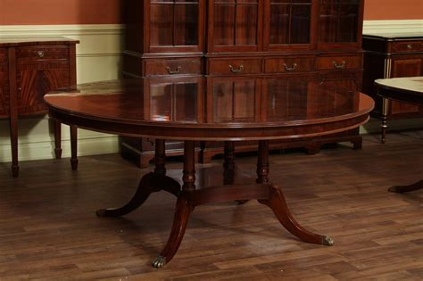 72 quot american made dining table mahogany ebay