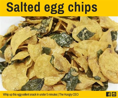 Lebro Salted Egg Potato Chips 1000 images about recipes to cook on chutney