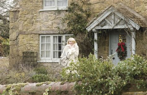 bungalow christmas house kate winslet s cottage in quot the quot