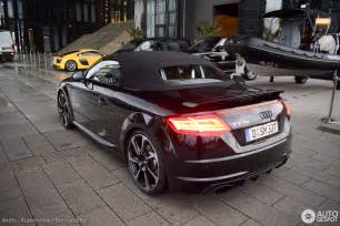 audi tt rs roadster 2017 1 april 2017 autogespot