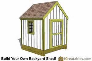 build   shed  scratch