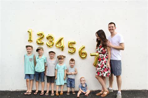 pregnancy announcement pregnancy announcement photos announcing 7 raising