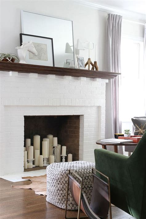 candles in fireplace 17 best ideas about candles in fireplace on