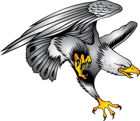 eagle vector art cliparts co