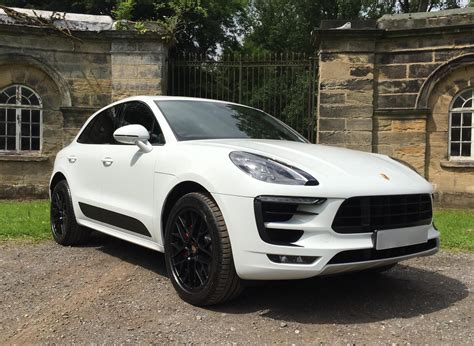 porsche macan white 2018 used 2018 porsche macan gts pdk for sale in