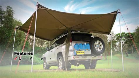 Fox Wing Awning by Rhino Rack Foxwing Awning 31100