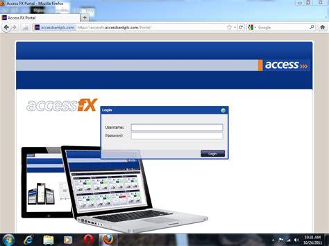 forex trading platform in nigeria access bank fx trading platform business nigeria