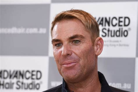 shane warne hair transplant male pattern baldness the stars fighting to keep their