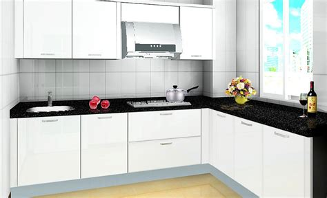 3d Kitchen Cabinets | 3d rendering of white kitchen cabinets 3d house free 3d