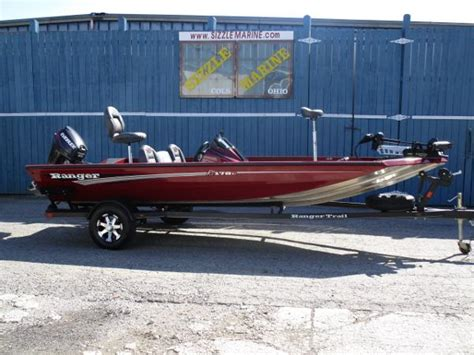 boats for sale westerville ohio 2015 ranger rt 178c columbus ohio boats