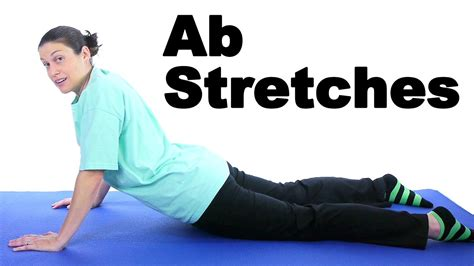 ab stretches ask doctor jo