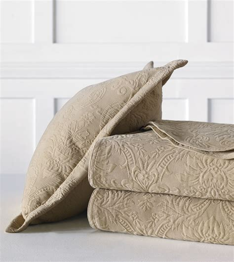 luxury matelasse coverlet luxury bedding by eastern accents sandrine maple coverlet