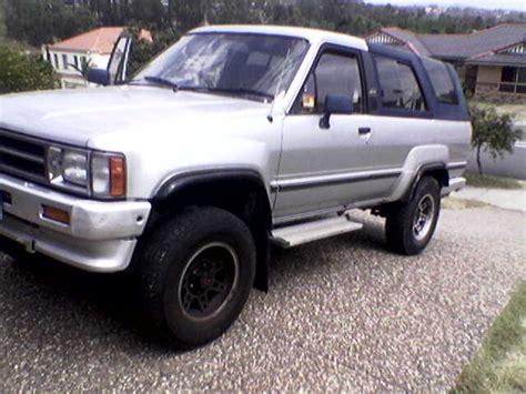 1986 Toyota 4runner 1986 Toyota 4runner Pictures Cargurus