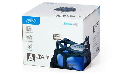 Deepcool Alta 9 Lga 775 1155 1156 Murah deepcool alta 7 intel socket cpu cooler for intel lga1150 1155 1156 775