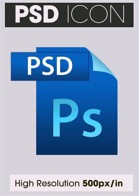 psd templates for adobe photoshop adobe photoshop psd icon by artartisan