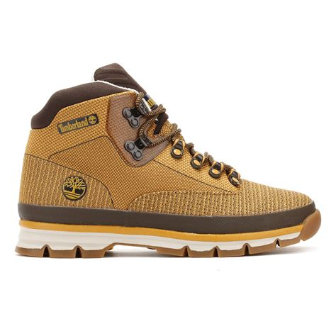 mens timberland boots wheat timberland mens hiker boots wheat jacquard casual