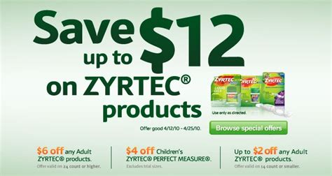printable zyrtec coupon claritin cold sores february 2012