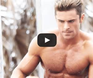 How Much Can The Rock Bench Zac Efron Discusses How He Dropped To 5 Percent Body Fat