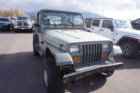 buy car manuals 1992 jeep wrangler user handbook used jeep wrangler under 7 000 for sale used cars on buysellsearch