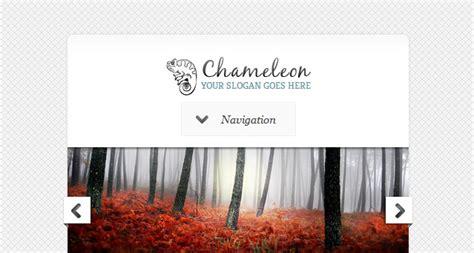 elegant themes chameleon exles chameleon wordpress theme