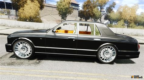 bentley arnage custom bentley arnage t v 2 0 for gta 4