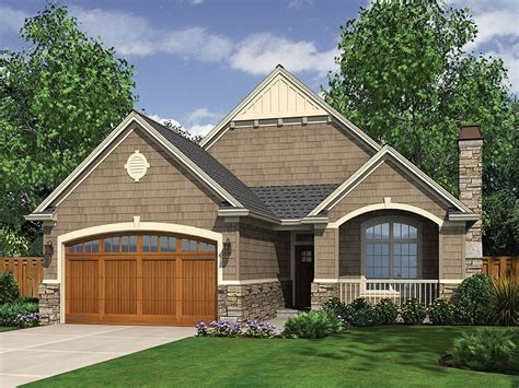 narrow lot craftsman house plans craftsman house plans cottage house plans