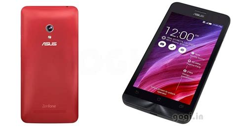 Hp Asus Zenfone A500kl asus zenfone 5 a500kl msm8926 with 4g now official