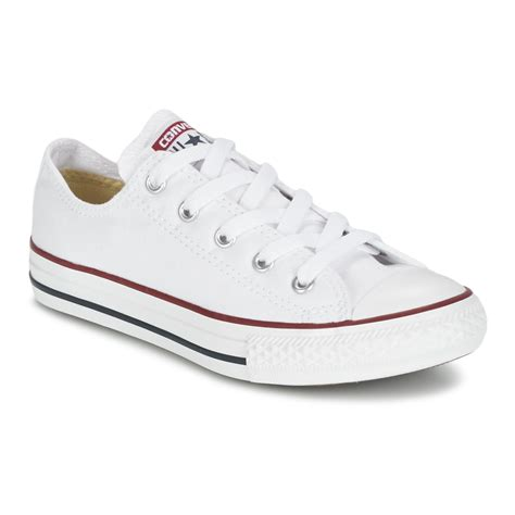 Converse Chuck 23 Converse Chuck All Ox Blanc Optical