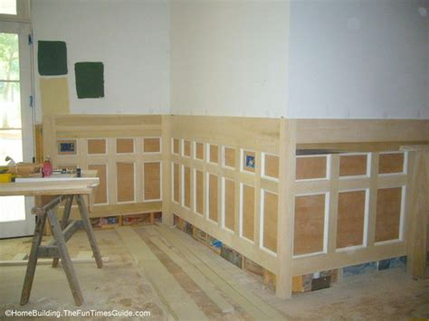 What Is Wainscot Paneling by Image Result For Http Homebuilding