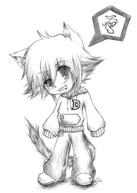 chibi boy coloring pages who is cuter hee hee poll results rollbotfan fanpop