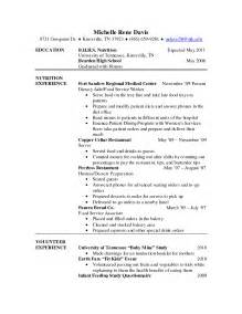 Sample Resume For Dietary Aide dietary aide resume samples photo dietary resume images