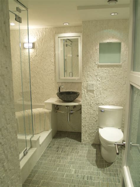nyc small bathroom ideas apartment living master bath contemporary bathroom