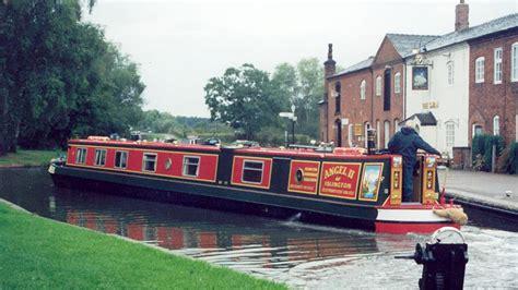 boat angel model angel boat canal boat london