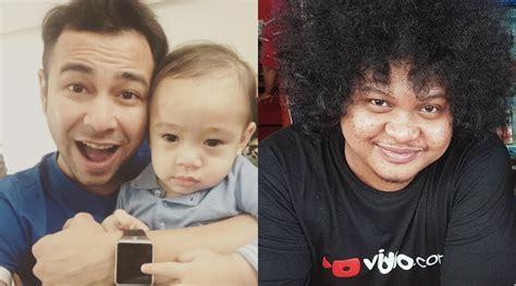 film comedy anak raffi ahmad pamer baca naskah bareng babe cabita