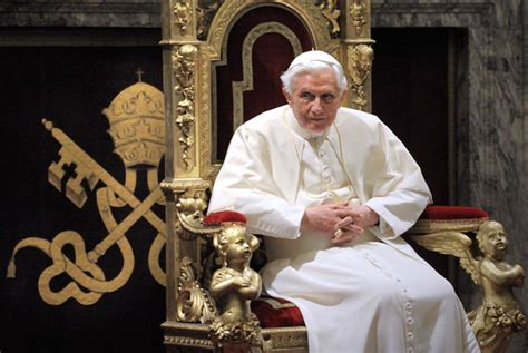 Pope Benedict Resignation Letter by Pope Benedict S Resignation Will Set In Motion Period Of Transition The Catholic Sun