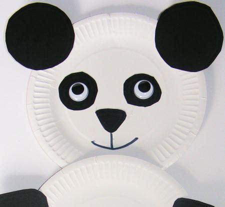 panda paper plate craft panda paper plate craft 28 images paper calendar