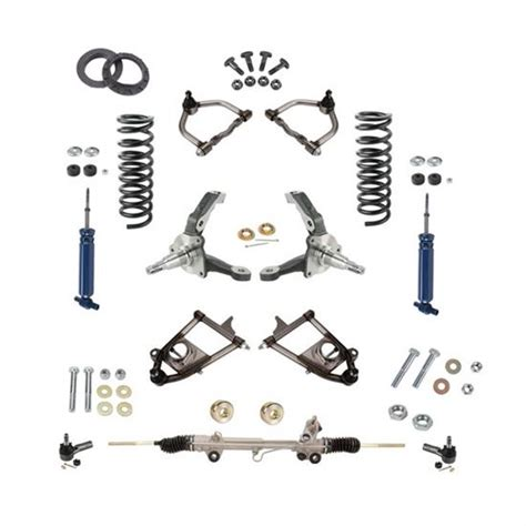 mustang 2 suspension kit mustang ii ifs front suspension kits without brakes
