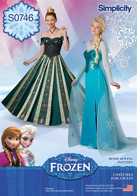 pattern dress frozen feel like norwegian royalty with this frozen costume