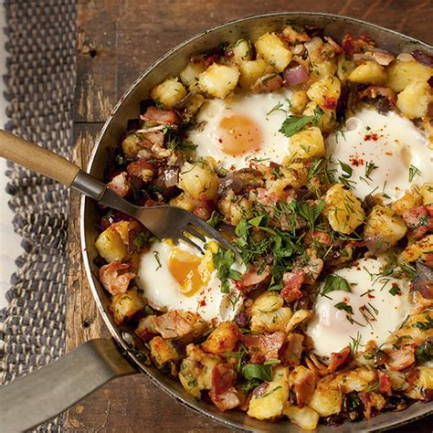 country homes and interiors recipes breakfast hash recipe ideal home