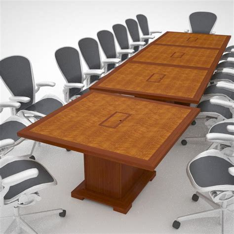 modular conference table design