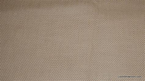Cotton Upholstery Fabric by Hd804 Linen Colorway Heavy Textured Barkcloth Style Retro Look Solid Cotton Fabric