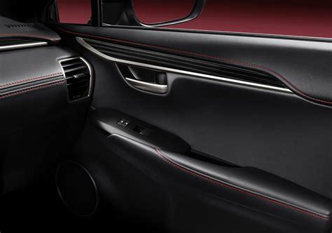 lexus nx interior trunk 3d car shows lexus nx 2014