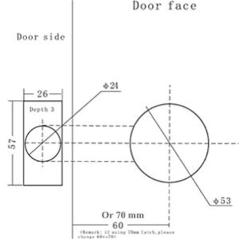 fancy kwikset door handle installation instructions
