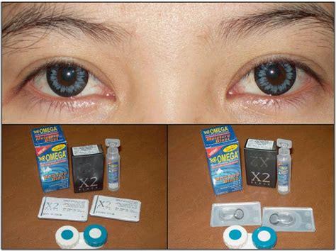 Kotak Softlens Tempat Softlens Lenscase 3 softlens murah gratis ongkir ke seluruh indonesia